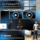 Alphagate Virtueller Messe Stand